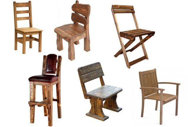 Как сделать стул своими руками