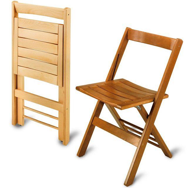 Раскладной стул – не так сложен в изготовлении