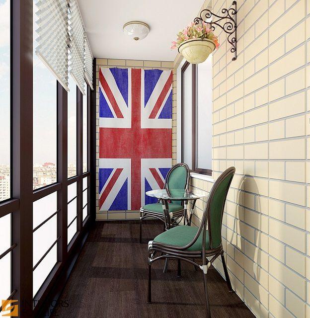 Яркое декорирующее «пятно» на стене – типичный атрибут стиля «лофт»