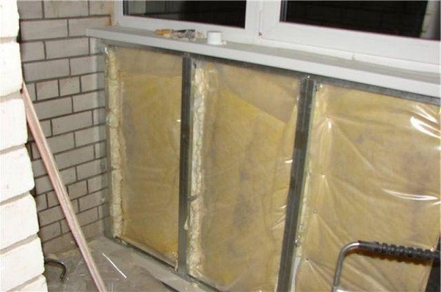 Термоизоляционный слой из минеральной ваты нуждается в качественной защите от проникновения влаги