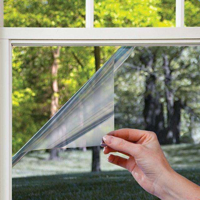 Полупрозрачные тонировочные солнцезащитные пленки помогают уберечься от проникновения в помещение активных ультрафиолетовых лучей