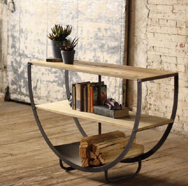 В этом же направлении должны работать и оригинальные, порой даже «вызывающие» формы мебели