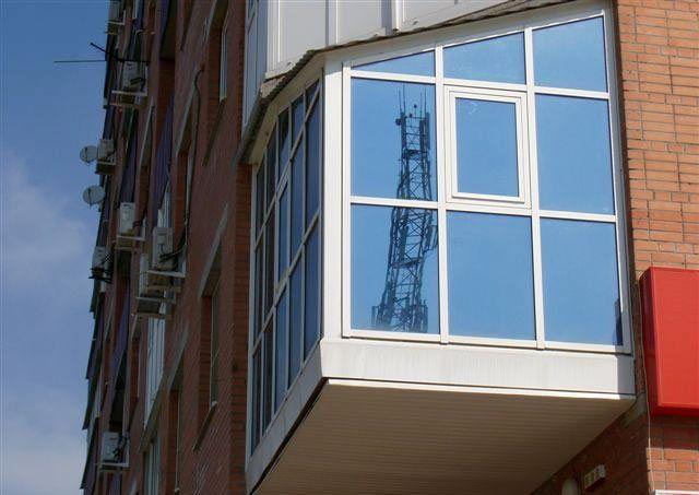 Тонирование окон и балконов пленкой