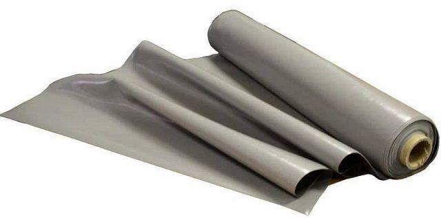 Не столь давно широкое применение обрели мембранные синтетические покрытия