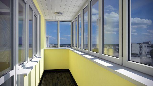 На таком балконе, эффективно утепленном, с качественными окнами, нет никаких ограничений по выбору напольного покрытия.