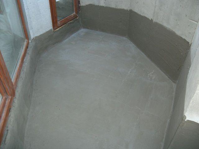 После такой обработки бетонной плите уже не будет страшна влага