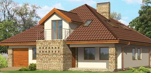 Желание совместить шатровую систему и мансарду – выполнимо, но серьезно усложняет всю конструкцию крыши.