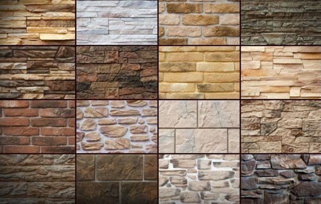 Более доступная по цене альтернатива натуральному камню – его искусственная имитация
