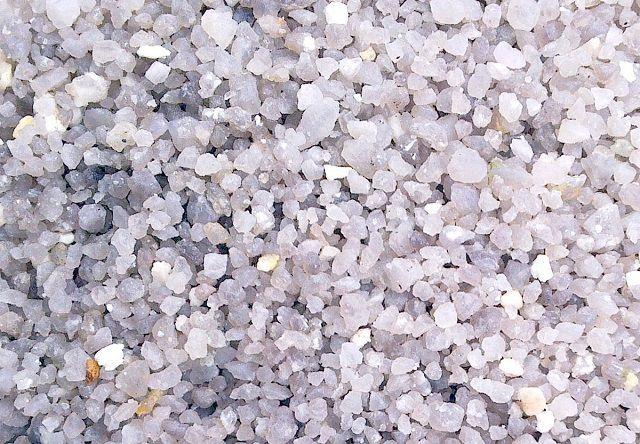 Очищенный кварцевый песок –придаст штукатурке особую декоративность