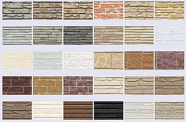 Разнообразие внешнего оформления панелей «KMEW»