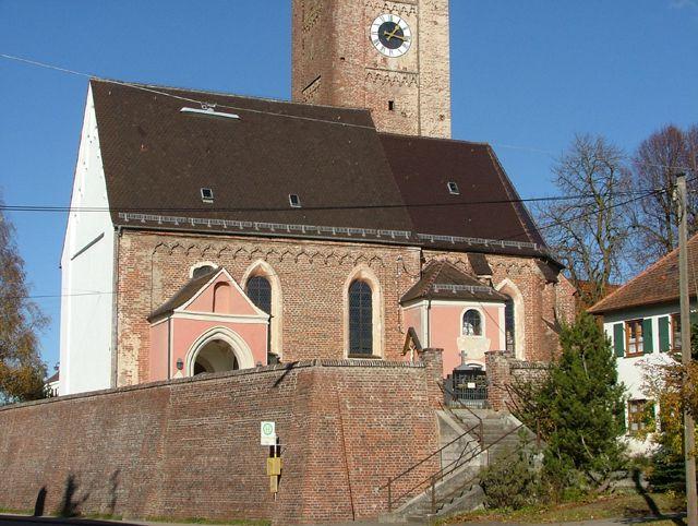 Старинная баварская кладка