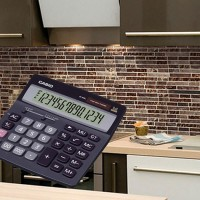 Калькулятор расчета площади кухонного фартука