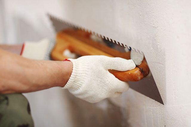 Расход шпатлевки на 1 м² стены