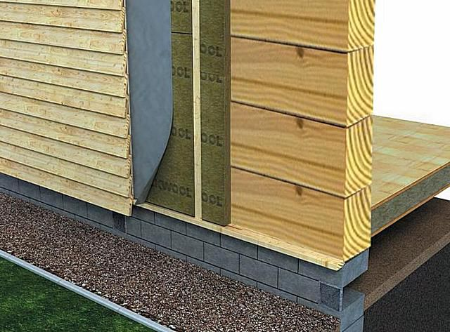 Калькулятор расчета утепления стен деревянного дома