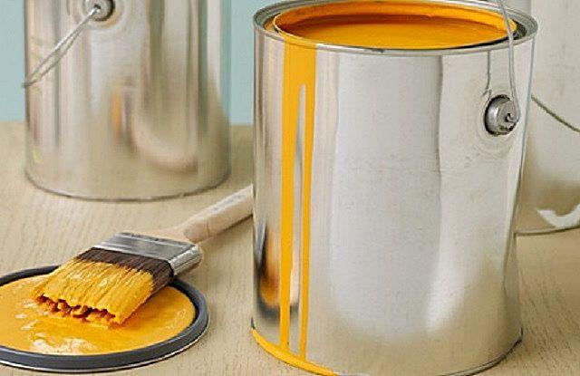 Алкидные краски по степени эластичности создаваемого покрытия значительно превосходят масляные