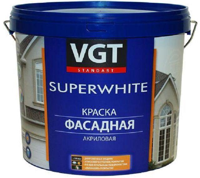 Акриловые фасадные краски – устранены многие недостатки масляных и алкидных составов