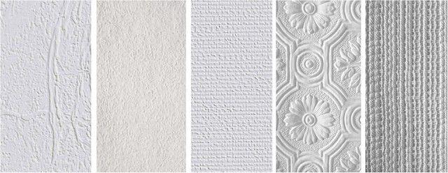 Для примера – несколько типов фактурных рисунков фасадных полотен «Erfurt»