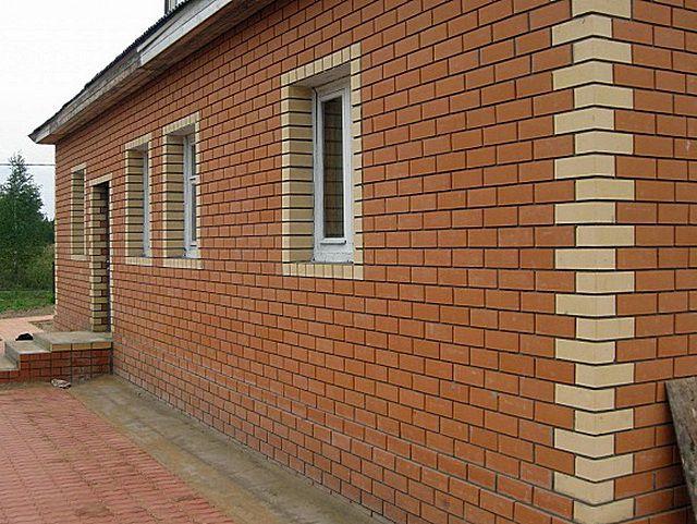 Фасады, облицованные кирпичом, никогда, наверное, не выйдут из моды