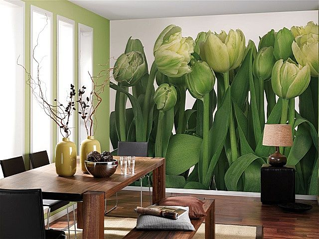 Зеленый цвет всегда считался самым полезным для глаз и для психоэмоционального состояния человека