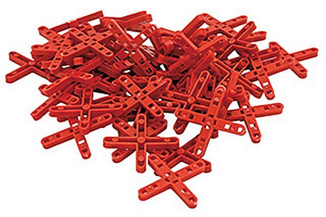 Крестики для выдерживания единой толщины швов между плитками