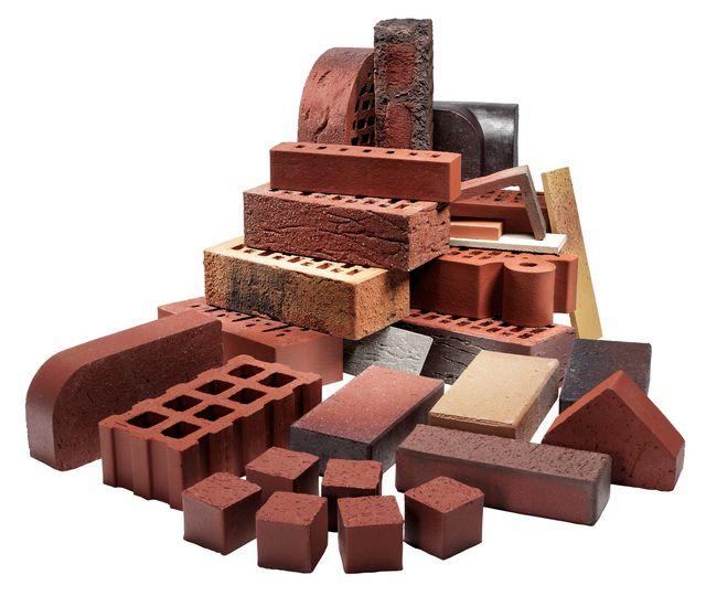 Широкое разнообразие выпускаемых клинкерных материалов