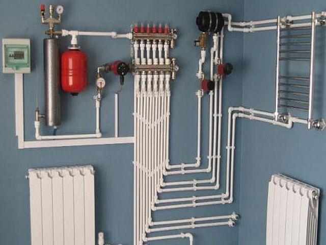 Калькулятор расчета общего объёма системы отопления