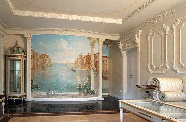 Используя для оформления комнаты средиземноморский стиль, ее возможно визуально удлинить или же расширить.