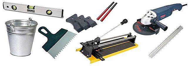 Перед началом работ необходимо позаботиться, чтобы под рукой были все необходимые инструменты
