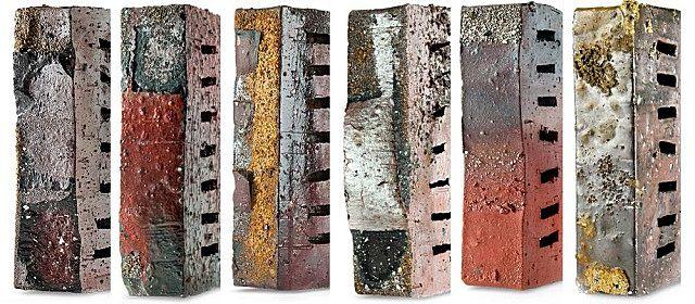 Клинкерные кирпичи торфяного обжига «Wittmunder Klinker»