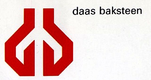 Логотип голландской компании «Daas Baksteen»