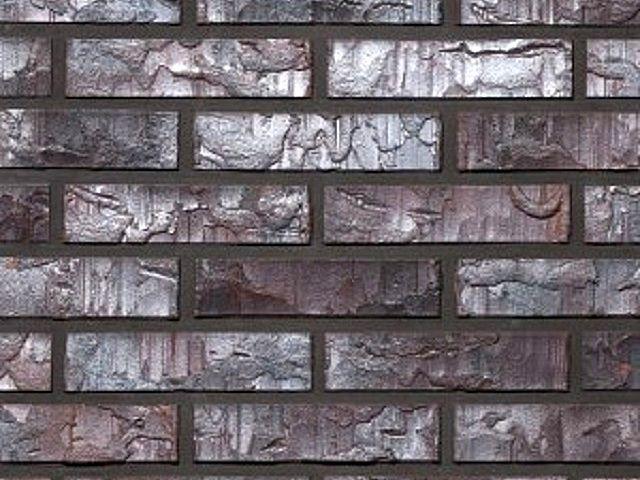 Облицовка кирпичом коллекции «Вaksteen 051 – Cedarwood»
