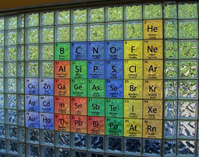 Стеклоблоки созданы для того, чтобы дизайнеры могли «химичить»