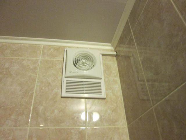 Вытяжка в туалете и ванной своими руками 599