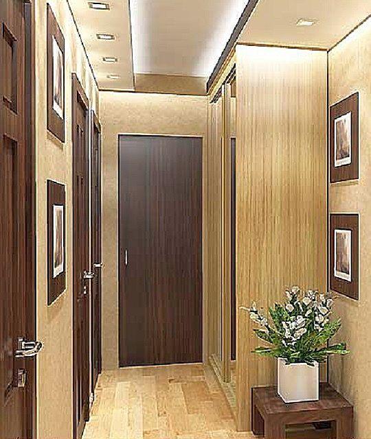 Прихожие и коридоры очень часто не отличаются просторностью, что накладывает особые требования к износостойкости их отделки