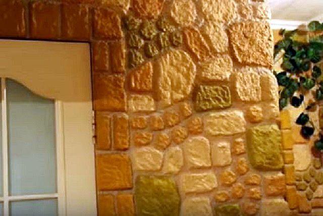 Форма и цвет будущих «камней» - все это прерогатива креативного мастера