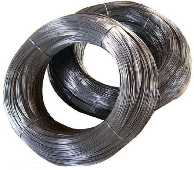 Для вязки арматуры чаще всего применяется отожжённая стальная проволока марки ВР
