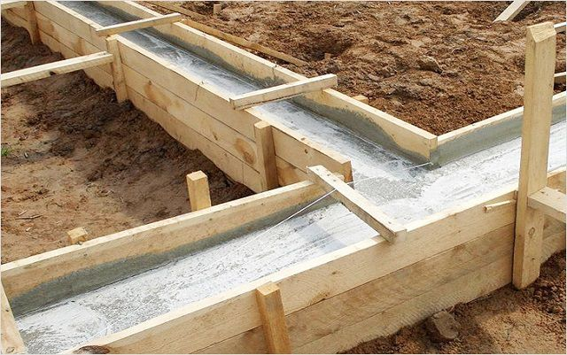 Ленточный фундамент по праву занимает лидирующие позиции, как наиболее популярный у застройщиков тип основания для зданий