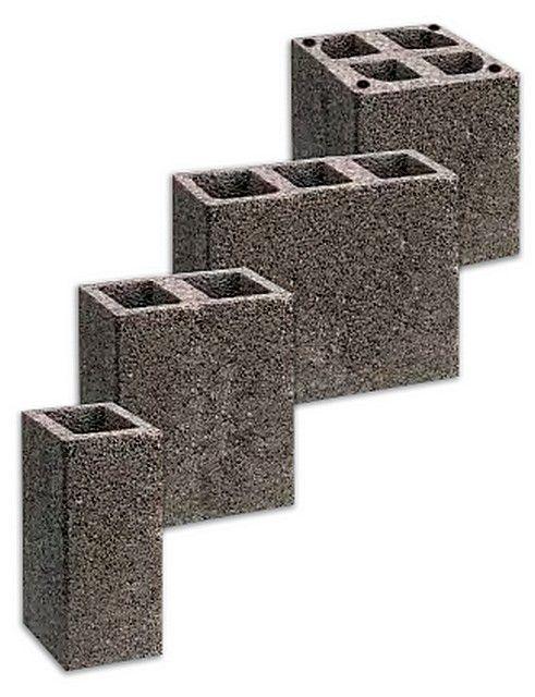 Удобные в монтаже и имеющие хорошие показатели производительности вентиляционные блоки «Schiedel Vent» с сечением каналов 120×170 мм (204 см²).