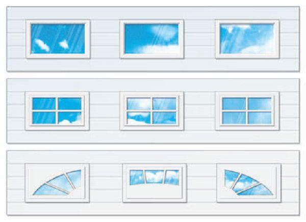 Декоративные накладки на окна