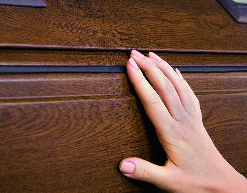 Защита от защемления пальцев