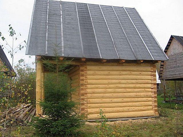 Чем крепить рубероид к деревянной крыше
