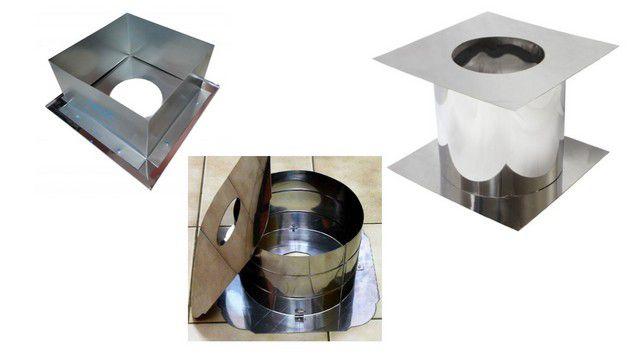 Различные модели потолочно-проходных узлов (ППУ)