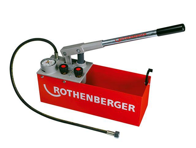 Опрессовочный насос Rothenberger RP 50S 60200