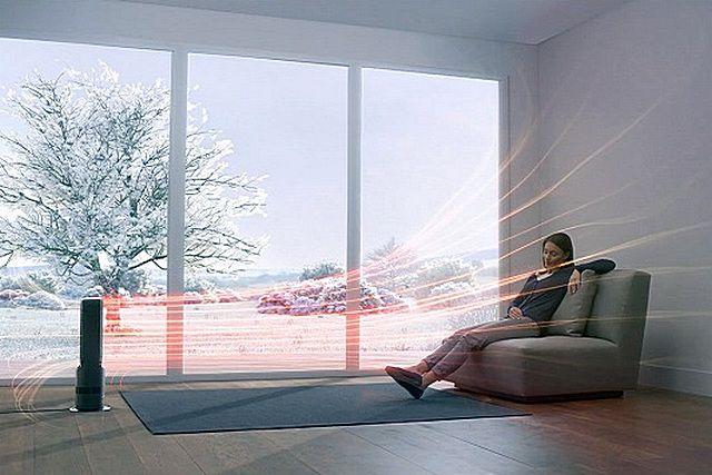 Тепловые вентиляторы – приборы для создания локальной системы воздушного отопления в любом помещении любого дома