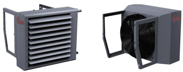 Подобные локальные воздушные нагреватели с питанием от электросети не потребуют никаких дополнительных коммуникационных подключений, кроме устройств централизованного контроля
