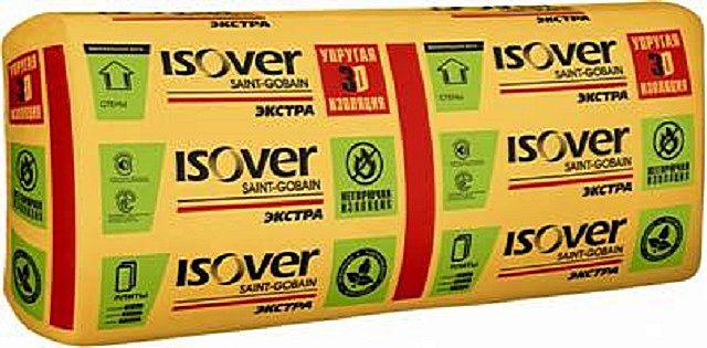 Плиты «Isover Экстра» обладают повышенной упругостью, и при утеплении ими «мостиков холода» практически не остается