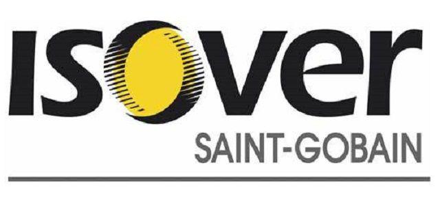 Логотип одного из брендов корпорации «Saint Gobain» — производителя изоляционных материалов «Isover»