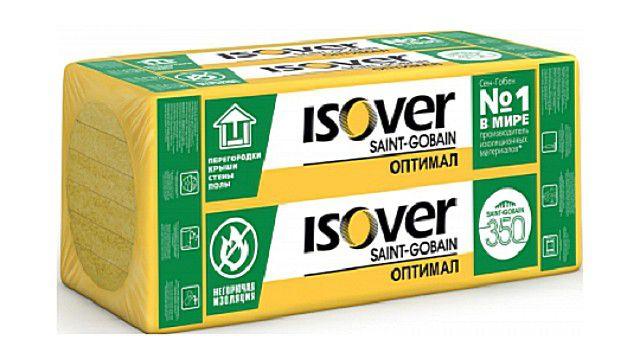 Упаковка универсального утеплителя «Isover Оптимал»