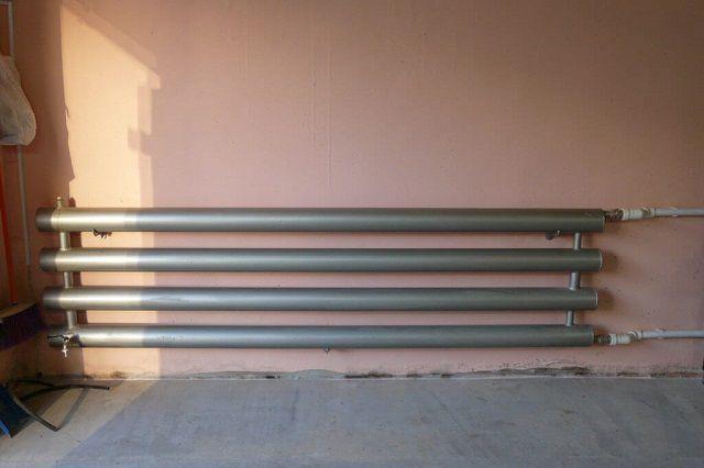 Алюминиевые регистры –легкие, очень «теплые», но и довольно дорогие