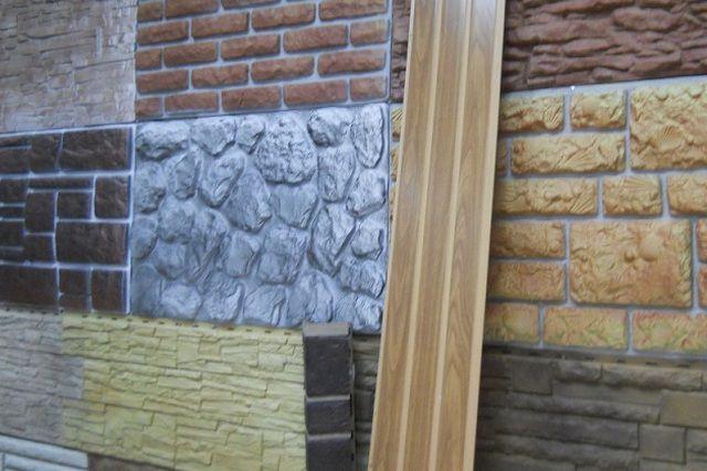 К разряду наиболее популярных можно отнести виниловые фасадные панели